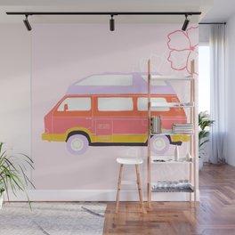 Willa - Van Life Series Wall Mural