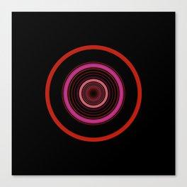 orbital 7 Canvas Print