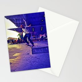 Colorful Skater Stationery Cards