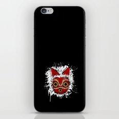 Mononoke fanart iPhone & iPod Skin