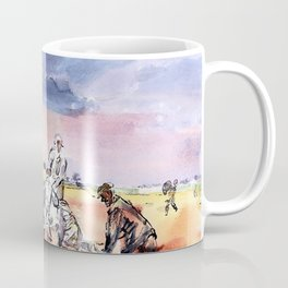 12,000pixel-500dpi - Thomas Hennell - Working in the Fields - Digital Remastered Edition Coffee Mug