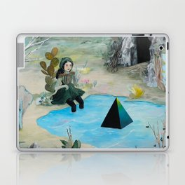 Cave Witch Laptop & iPad Skin