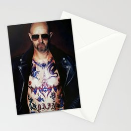 Rob Halford Stationery Cards