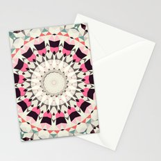 Retro Light Spin (circle week) Stationery Cards