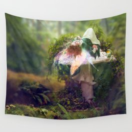 A Place to Dream Wall Tapestry