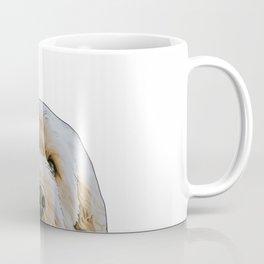 golden doodle Coffee Mug