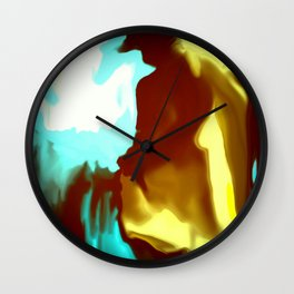 Man on a Horse Wall Clock