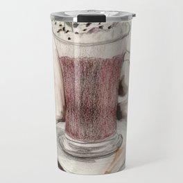 Hot: Chocolate Travel Mug