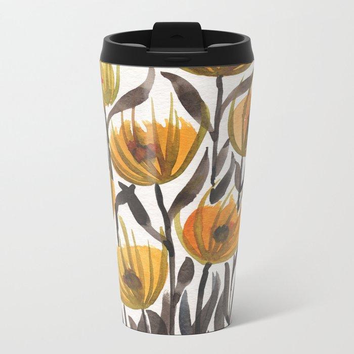 Nuala Metal Travel Mug