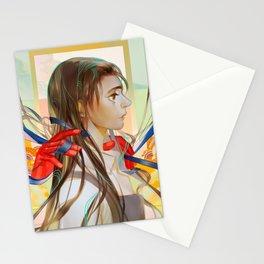 Ribbon Stationery Cards