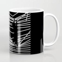 Cats and Curtains Coffee Mug