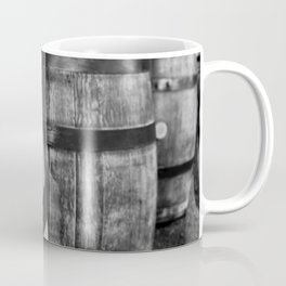 Wine Barrels in San Luis Obispo Coffee Mug