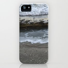 Look at what we've uncovered iPhone Case