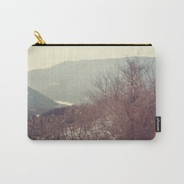 Mountains in the background II Carry-All Pouch