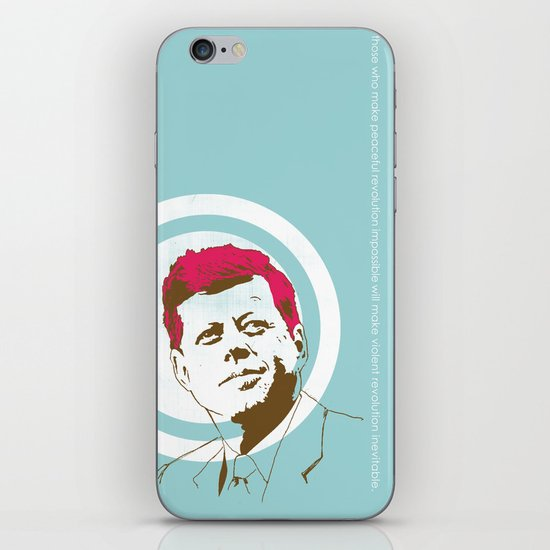 Cause & Effect iPhone & iPod Skin