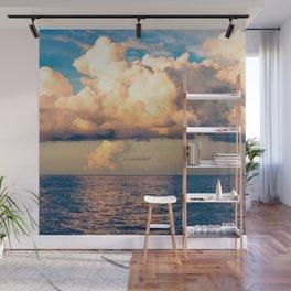 Heavenly Clouds Wall Mural