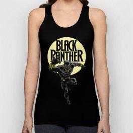 Black Panther Unisex Tank Top