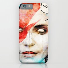 Ziggy Stardust/David Bowie iPhone 6s Slim Case