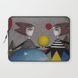 Ball Game Laptop Sleeve