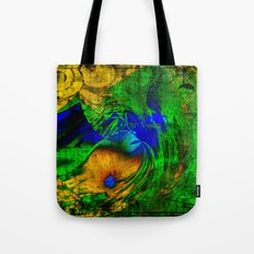 An Abstract Land Tote Bag