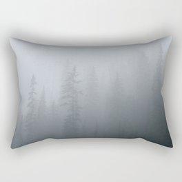 Ghost Pines Rectangular Pillow
