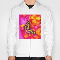Butterfly & Fruit Hoody