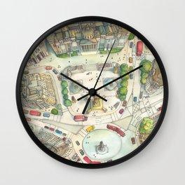 Trafalgar Square Wall Clock