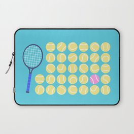 A Pink Tennis Ball in the Rough Laptop Sleeve