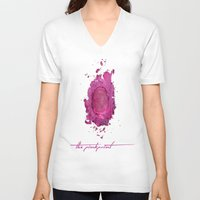 minaj V-neck T-shirts featuring The Pinkprint by Nicki Minaj Spain