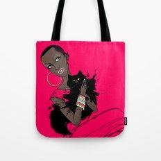 AFRIcat Tote Bag