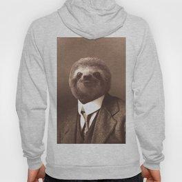 Gentleman Sloth #1 Hoody