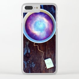 megacosm Clear iPhone Case