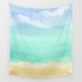 Calm Wall Tapestry
