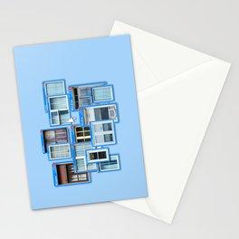 Funny Windows Parody Stationery Cards