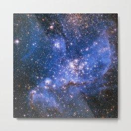 Nebula NGC 346 Metal Print