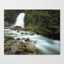 Baring Falls Canvas Print
