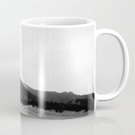 Flatirons in Grey Coffee Mug