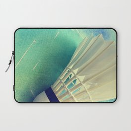 Shuttlecock Laptop Sleeve