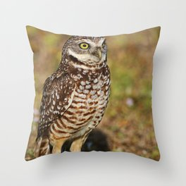 Elevate Your Thoughts Throw Pillow