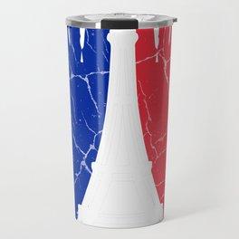 France French Paris His gift Travel Mug