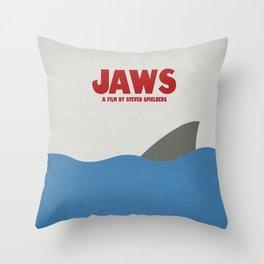 J 01 Throw Pillow
