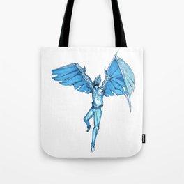Howl's Angel Tote Bag