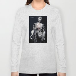 The iron robot Long Sleeve T-shirt