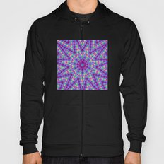 optical illusion Hoody