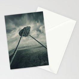 Go fly a kite Stationery Cards
