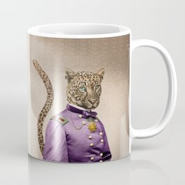 Grand Viceroy Leopold Leopard Coffee Mug