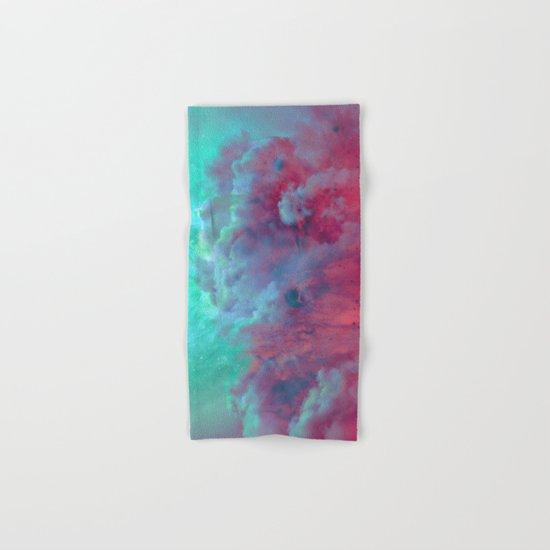 Mèduse Rouge Hand & Bath Towel