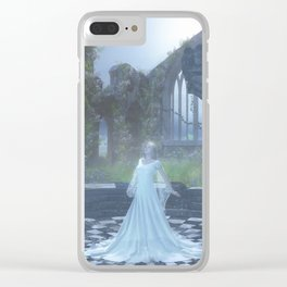 When A Star Falls Clear iPhone Case