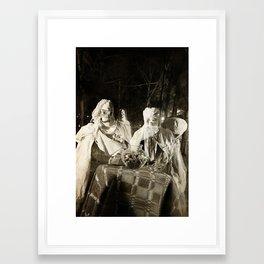 Halloween#2 Framed Art Print