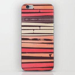 Peach 'N Creme iPhone Skin